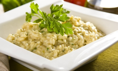 Risotto od A do Z